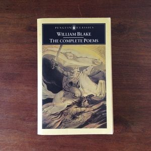 The Complete Poems Of William Blake